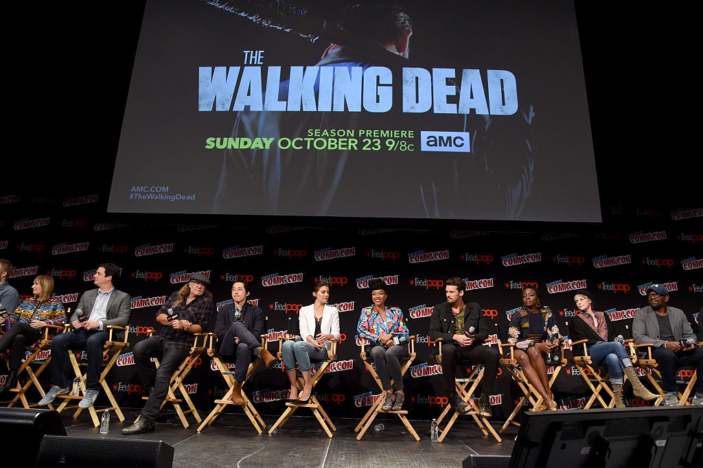 The Walking Dead finale delayed coronavirus
