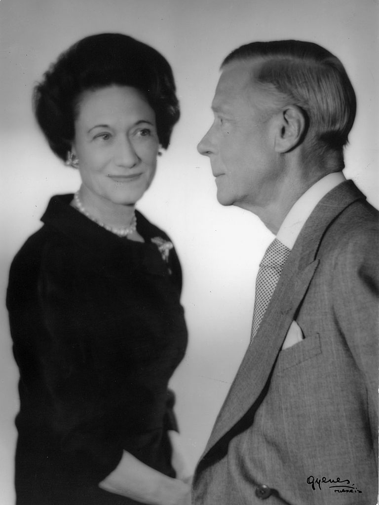 Wallis Simpson and Edward VIII, Duke of Windsor