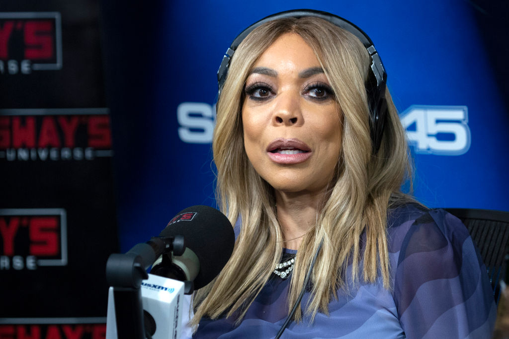 Wendy Williams in an interview in September 2018