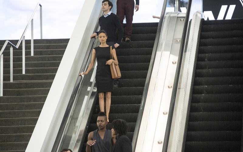 Thandie Newton as Maeve in 'Westworld'