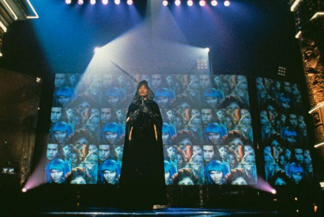 Whitney Houston in 'The Bodyguard'