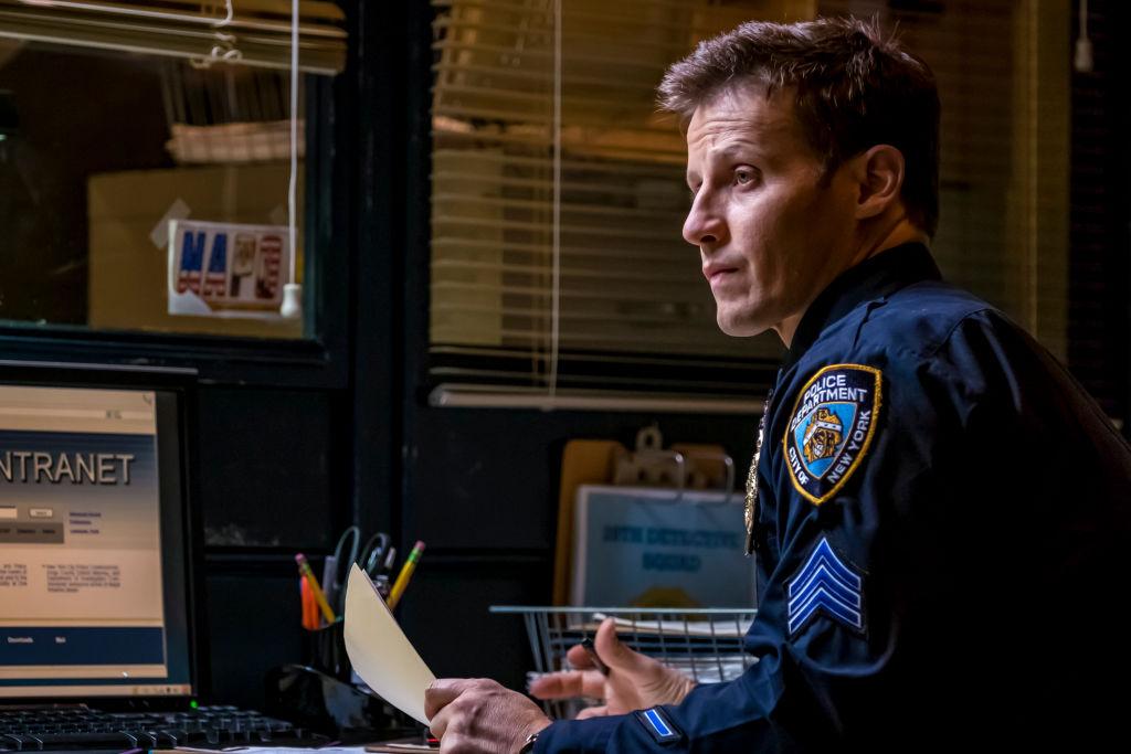 Will Estes as Jamie Reagan on Blue Bloods   Jeff Neumann/CBS via Getty Images