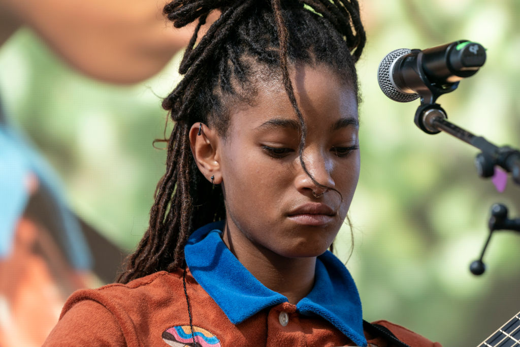 Willow Smith in 2019