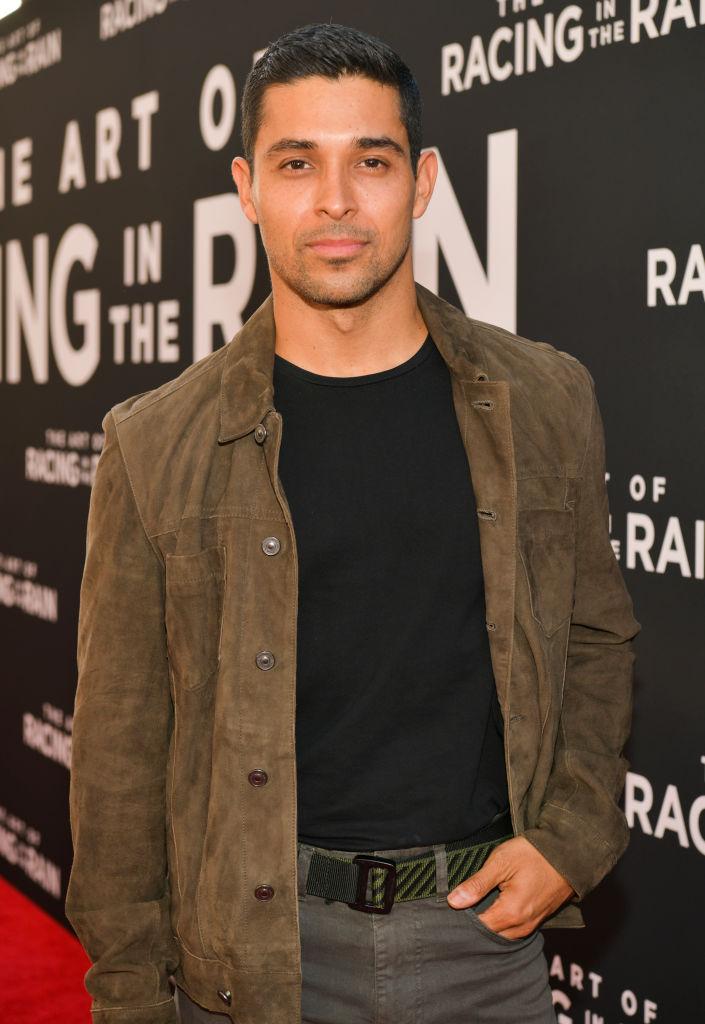 NCIS star Wilmer Valderrama Nick Torres