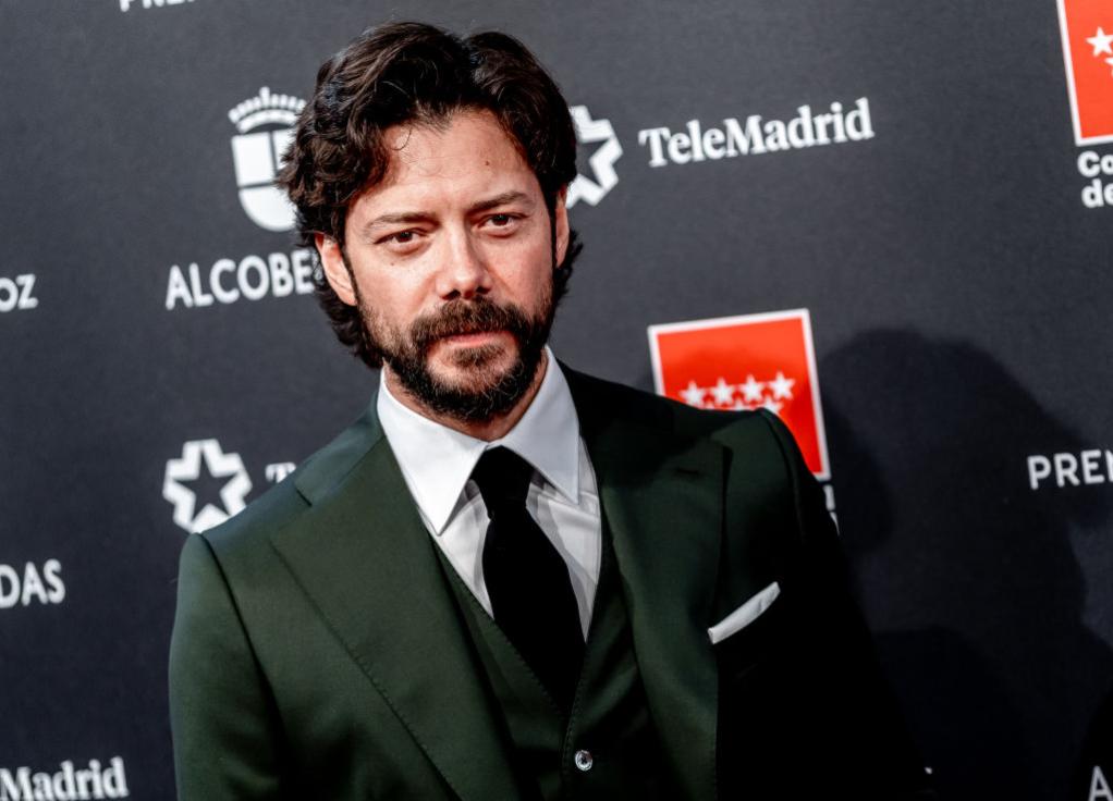 Alvaro Morte of 'La Casa de Papel'