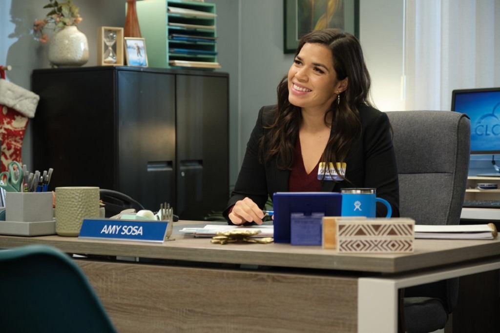 America Ferrera as Amy in 'Superstore'