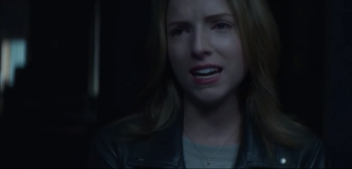 Anna Kendrick played Cathy Hiatt in 'The Last Five Years.'