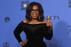 Oprah: Snoop Dogg & 50 Cent Joke About Her Falling Onstage