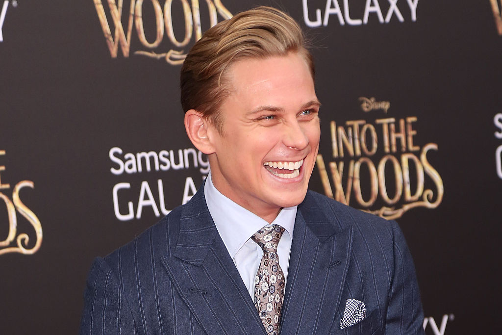"""Billy Magnussen attends the world premiere of Disney's """"Into the Woods"""""""
