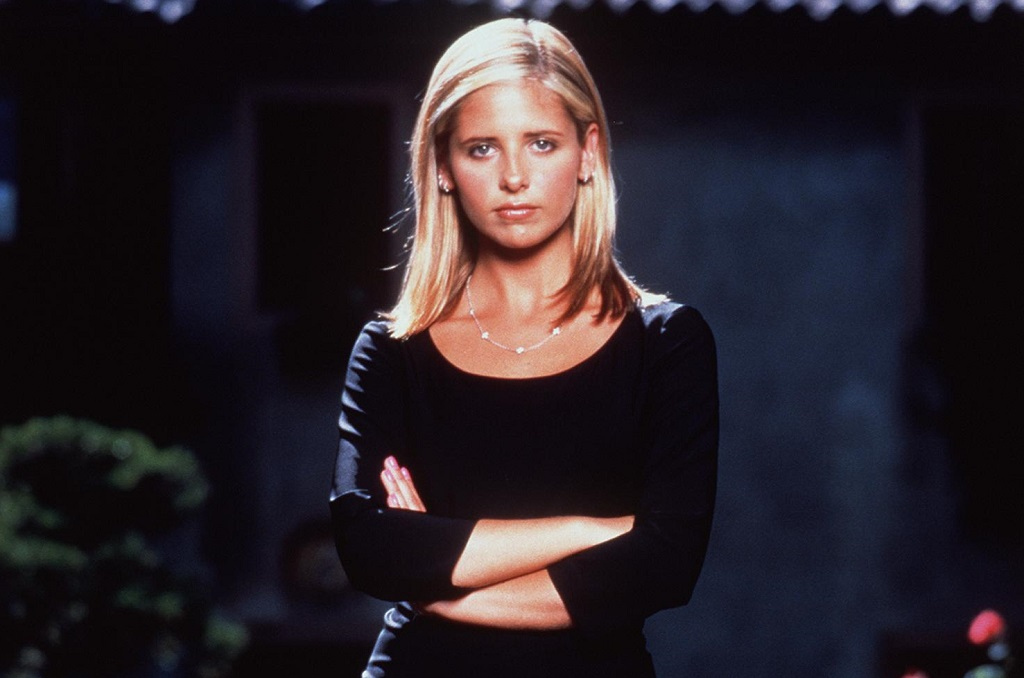 Sarah Michelle Gellar stars in 'Buffy The Vampire Slayer
