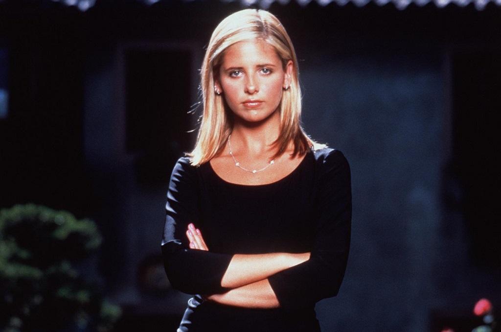 Sarah Michelle Gellar stars in 'Buffy The Vampire Slayer