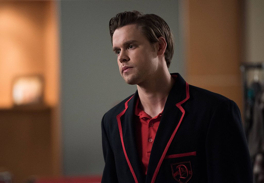 Sam (Chord Overstreet) in the GLEE series finale