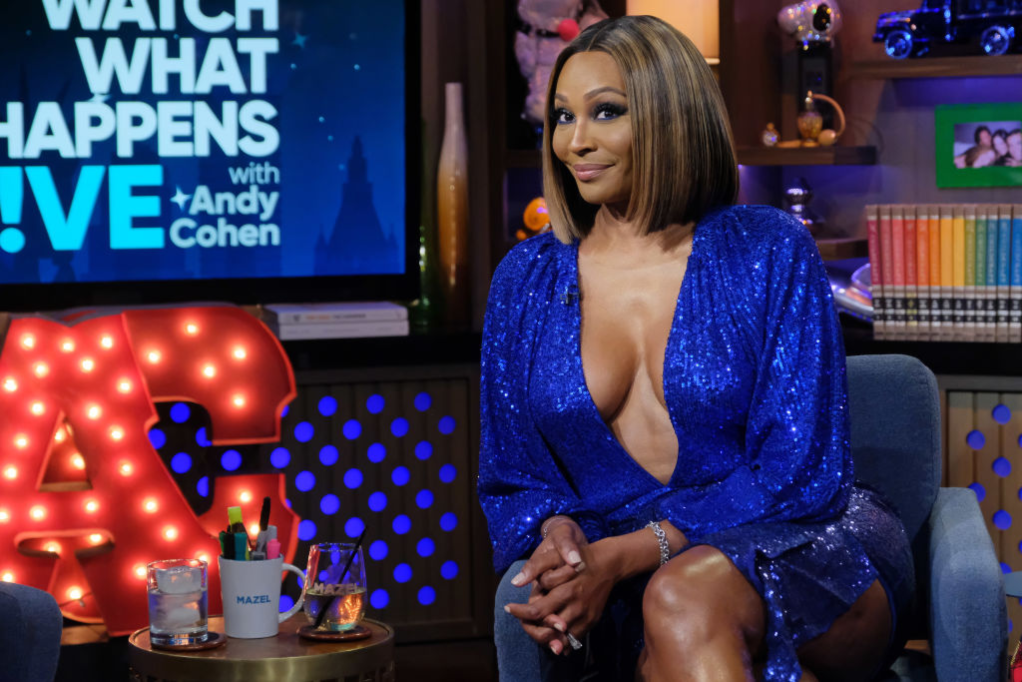 'RHOA' cast member Cynthia Bailey