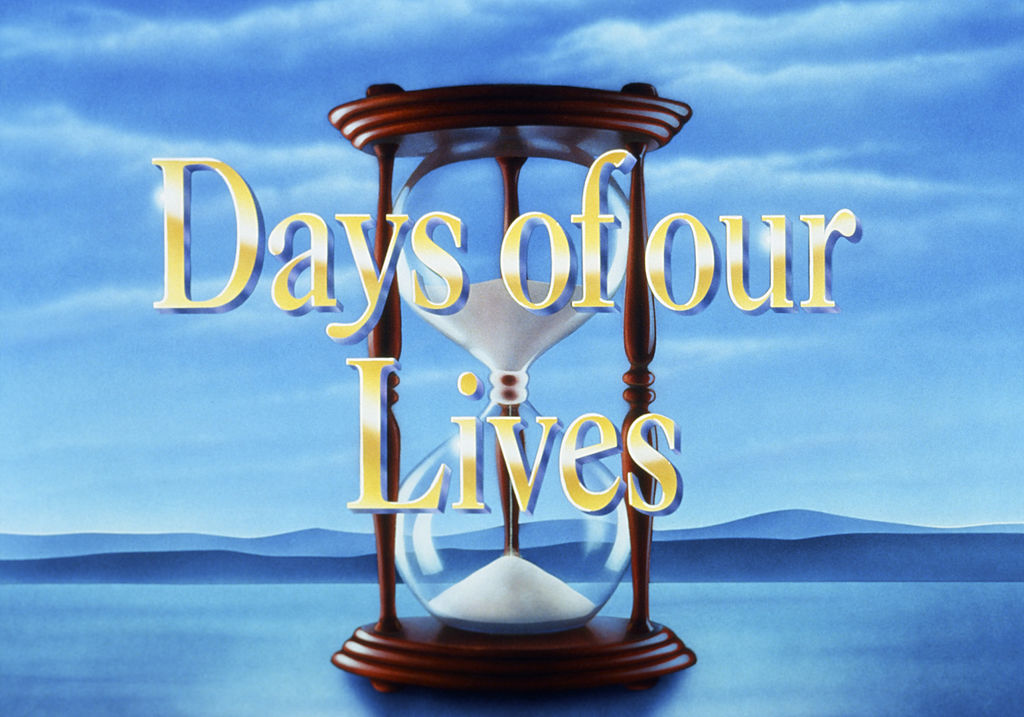 Days of Our Lives hourglass logo