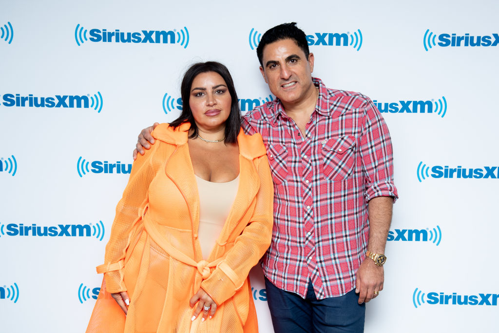 MJ Javid and Reza Farahan of Shahs of Sunset