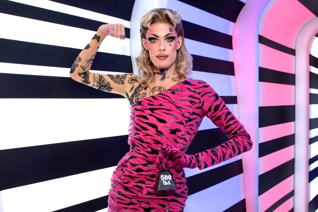 Gigi Goode attends 'RuPaul's Drag Race Season 12' Meet the Queens
