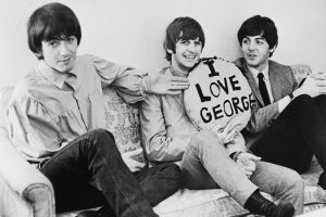 Beatles Passed on the Song That Became George Harrison's Last #1 Hit