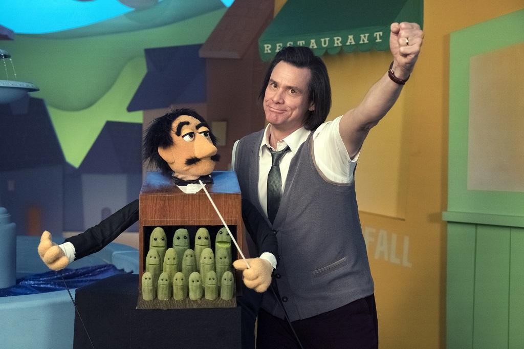 Jim Carrey as Jeff Pickles in 'KIDDING'