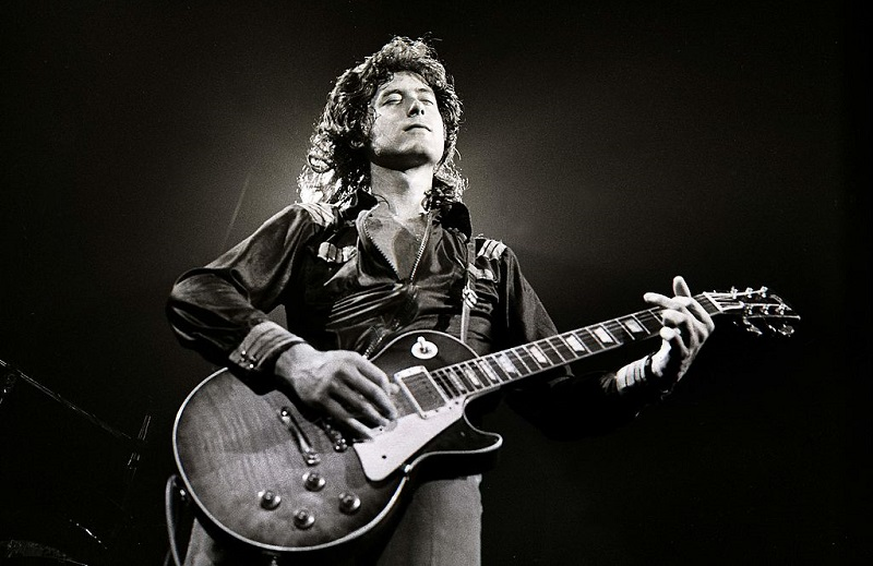 Jimmy Page Played on Rolling Stones Records Both Before and After ...