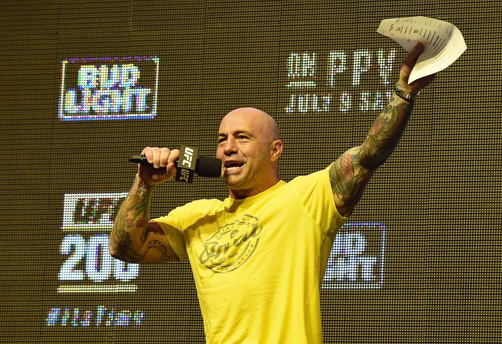 Joe Rogan tested the carnivore diet