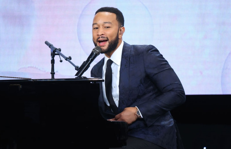 John Legend Will Livestream a Concert March 17 at 4 pm ET - Showbiz Cheat Sheet