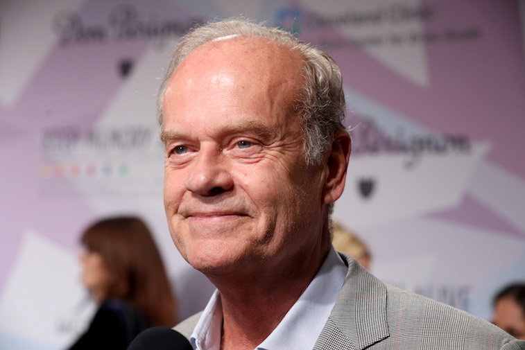 Kelsey Grammer's Affair with a 'Real Housewife of Beverly Hills ...