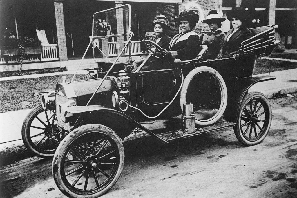 Madam C.J. Walker Driving