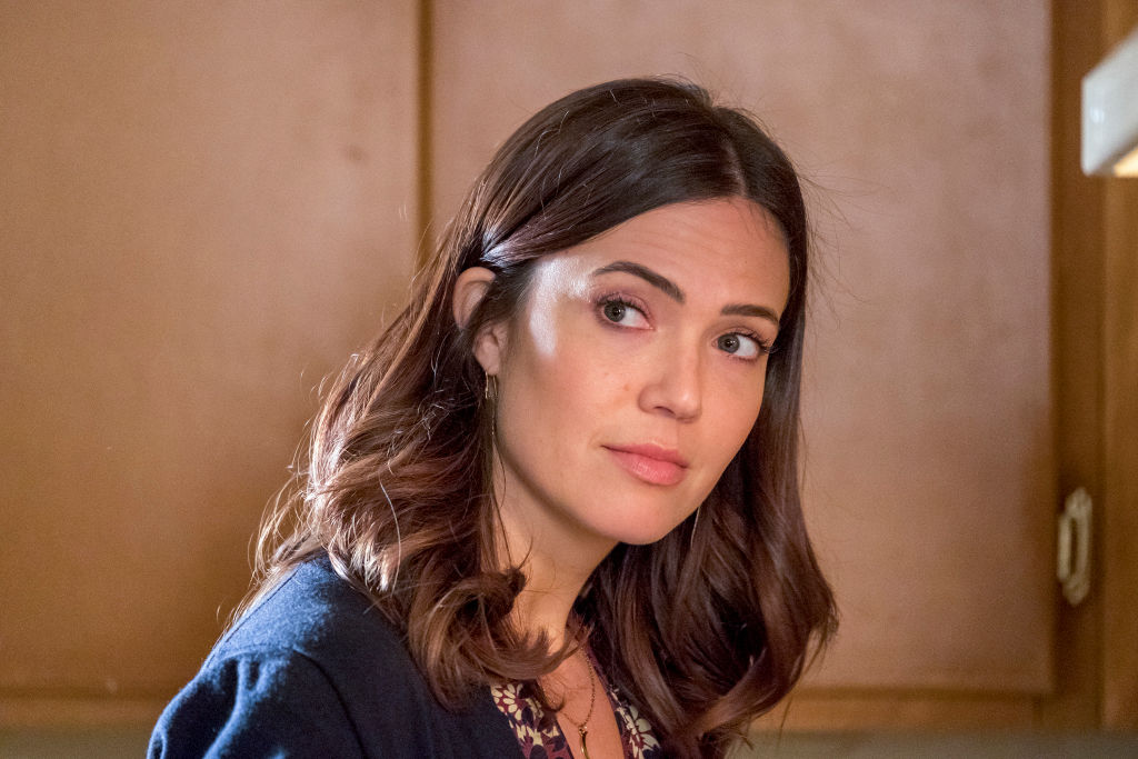 Mandy Moore as Rebecca in 'This Is Us'