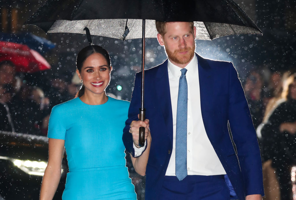 Meghan, Duchess of Sussex and Prince Harry attend The Endeavour Fund Awards