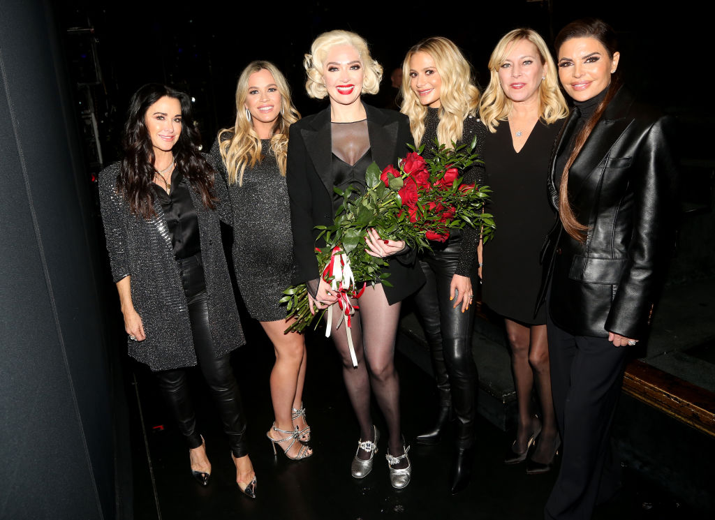 Cast of 'The Real Housewives of Beverly Hills'