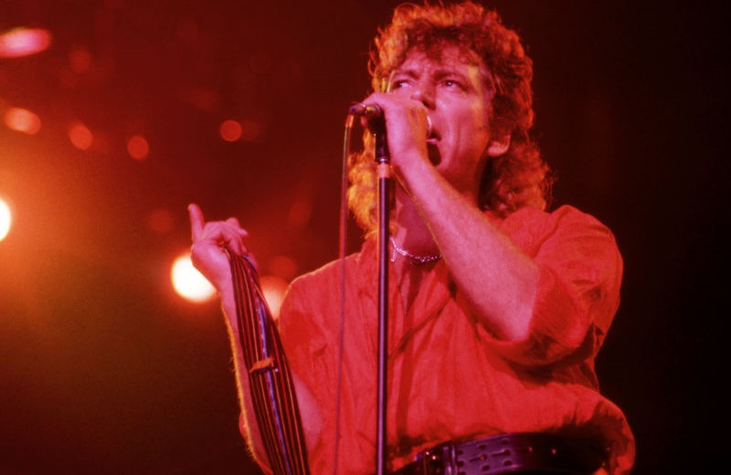 Robert Plant's 1st Solo Hit Was So Many Miles Away From Led Zeppelin