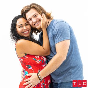 Syngin Colchester and Tania Maduro of 90 Day Fiancé