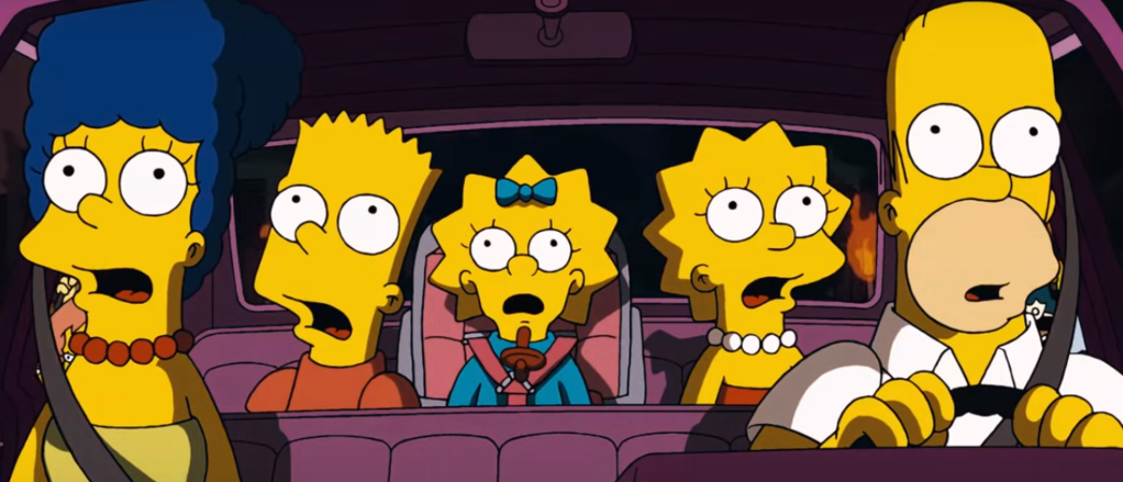 'The Simpsons Movie'