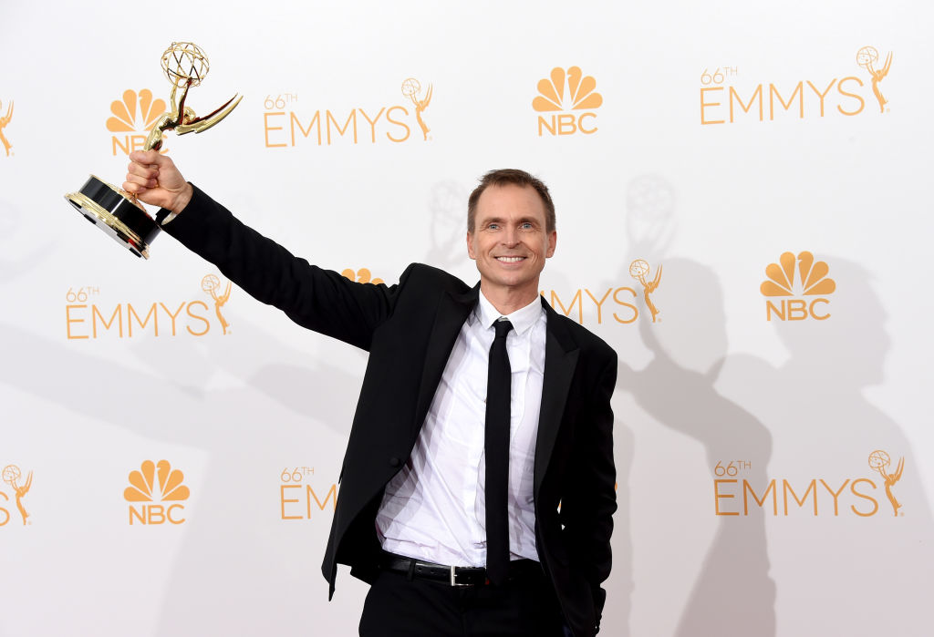 Phil Keoghan, host of the CBS series The Amazing Race