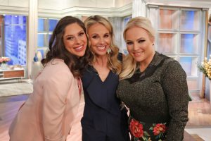 'The View': Elisabeth Hasselbeck Reacts to Meghan McCain Baby News After She Shaded Her