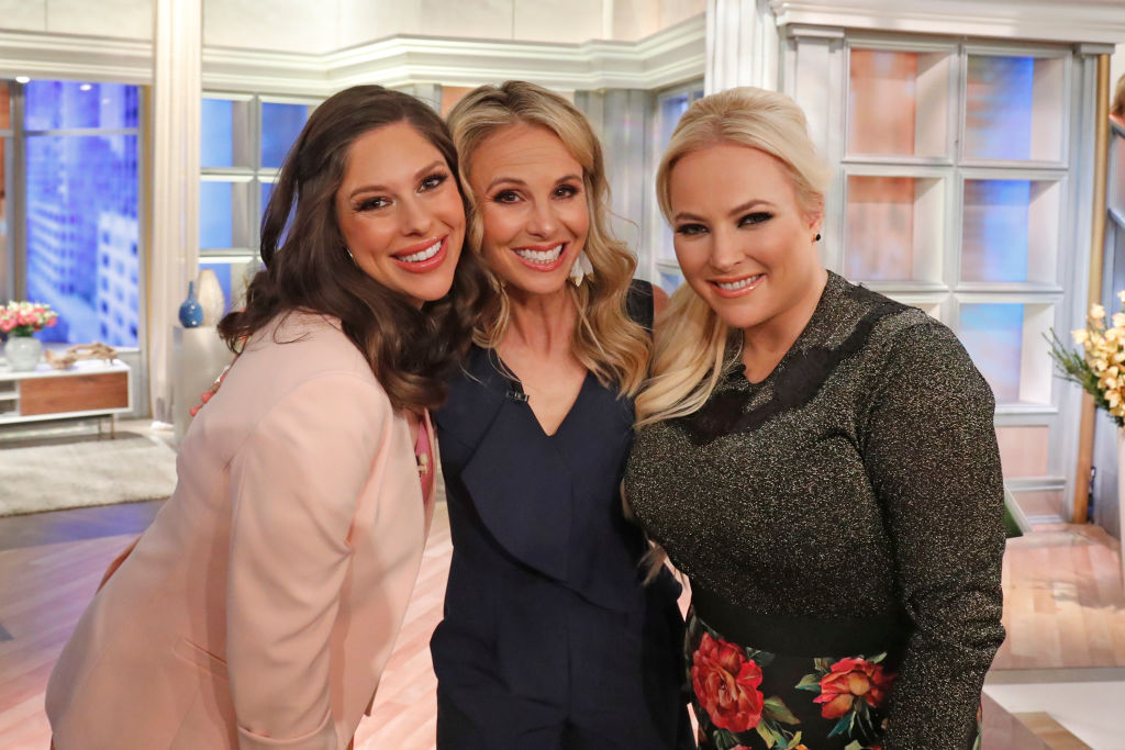 Abby Huntsman, Elisabeth Hasselbeck, and Meghan McCain