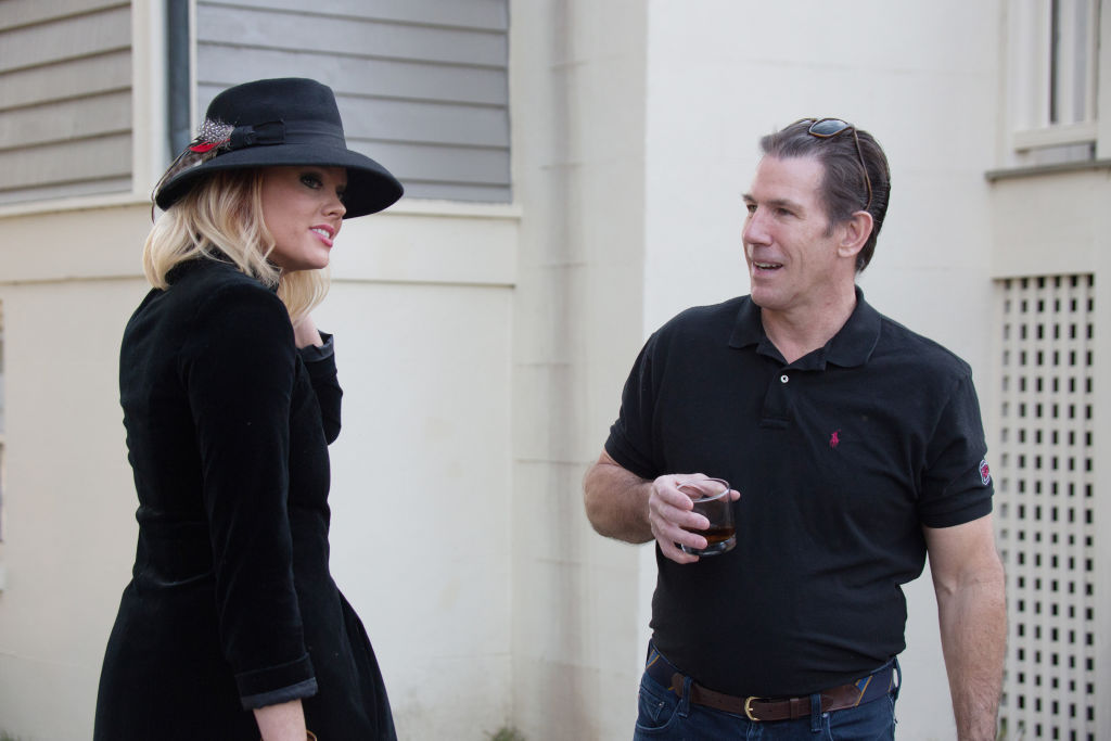 Southern Charm stars Thomas Ravenel and Kathryn Dennis