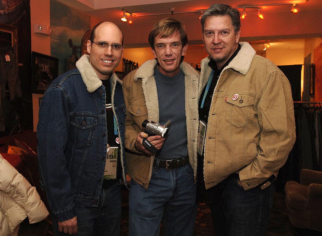Matt Radecki, Rick Kirkham and Michael Cain