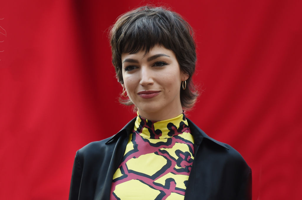 Ursula Corbero of 'La Casa de Papel'
