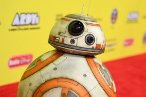 'Star Wars': Why BB-8 Was Almost a Female Character
