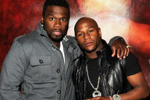 The Origin of 50 Cent and Floyd Mayweather's Beef