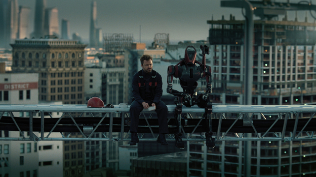 Aaron Paul - Westworld