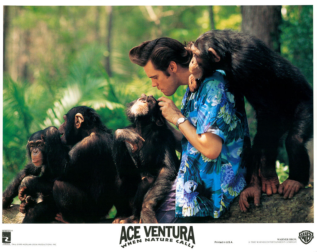 Tiger King star Doc Antle worked on Ace Ventura: When Nature Calls