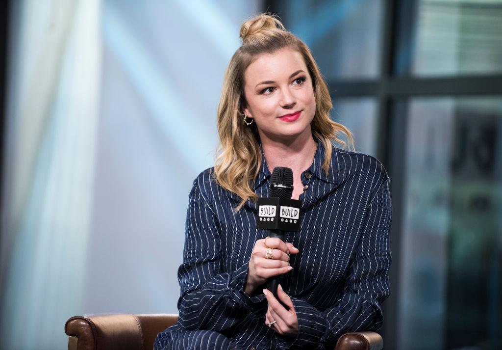 Actress Emily VanCamp