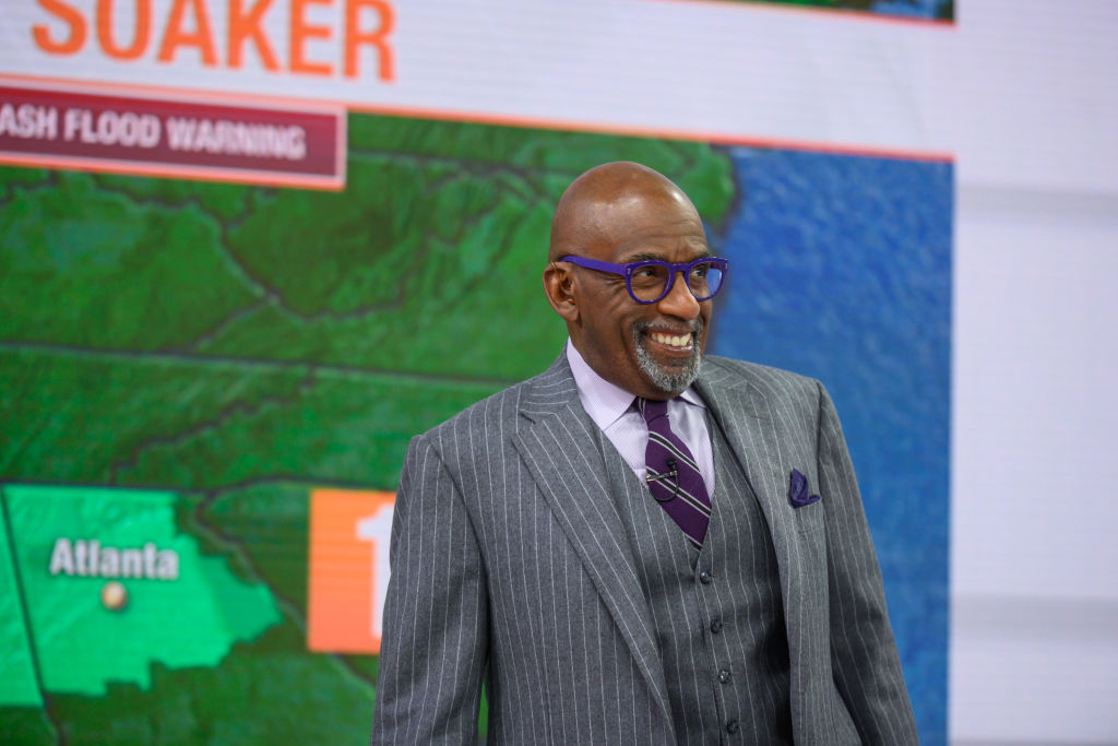 Al Roker of the 'Today Show'
