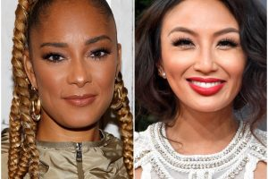 'The Real': Fans Can't Get Over How Amanda Seales Looked While Listening to Jeannie Mai's Engagement Story