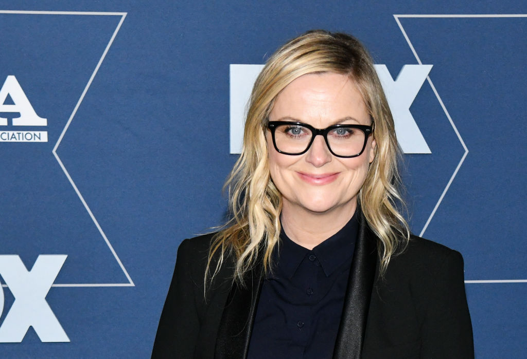 Amy Poehler is the star and creator of NBC's 'Parks and Recreation.'