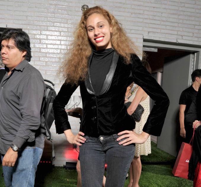 America's Next Top Model contestant Angelea Preston