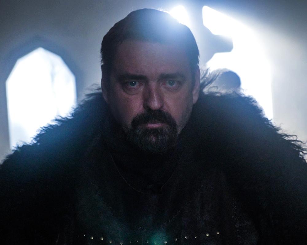 Braveheart star Angus Macfadyen as Robert the Bruce