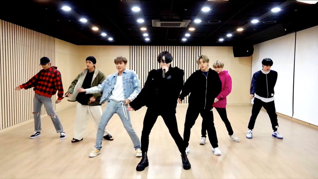 'Homefest: James Corden's Late Late Show Special' hosted by James Corden featuring BTS
